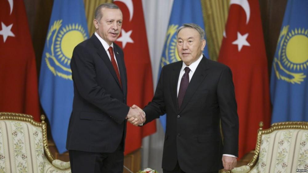 Назарбаев Ердоған