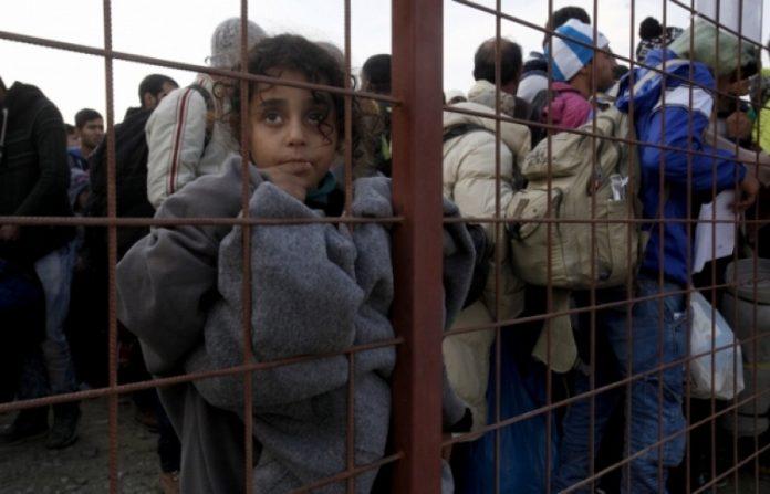 БҰҰ: Күн сайын Еуропаға 700-ге жуық босқын бала келеді