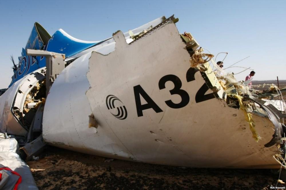 Ресей опат болған A321 ұшағына теракт жасалғанын мойындады