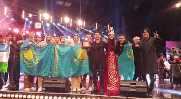 Орда тобы Turkvizyon-2015