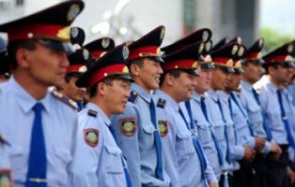 қазақстан полиция