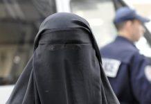 паранжа хиджаб