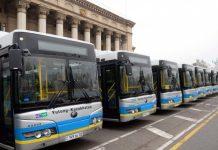 Алматы автобус қоғамдық көлік