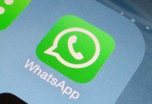 WhatsApp желісі