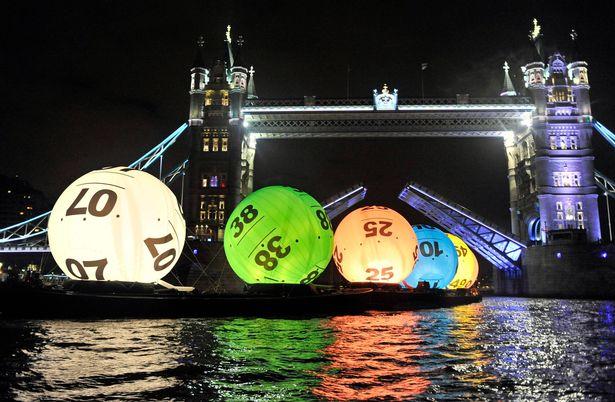 Ұлыбританияда лотерея