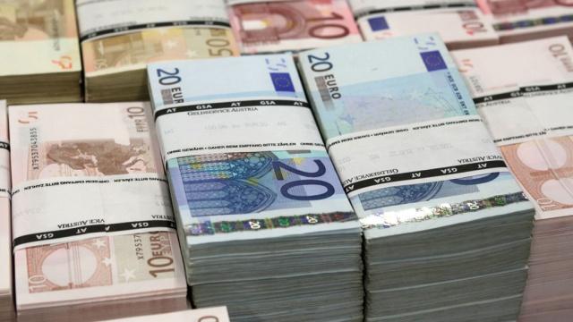 евро ақша