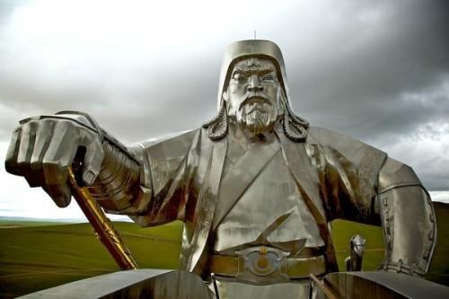 Ұлы қолбасшы Шыңғыс хан