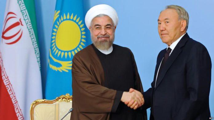 Қазақстан Иран