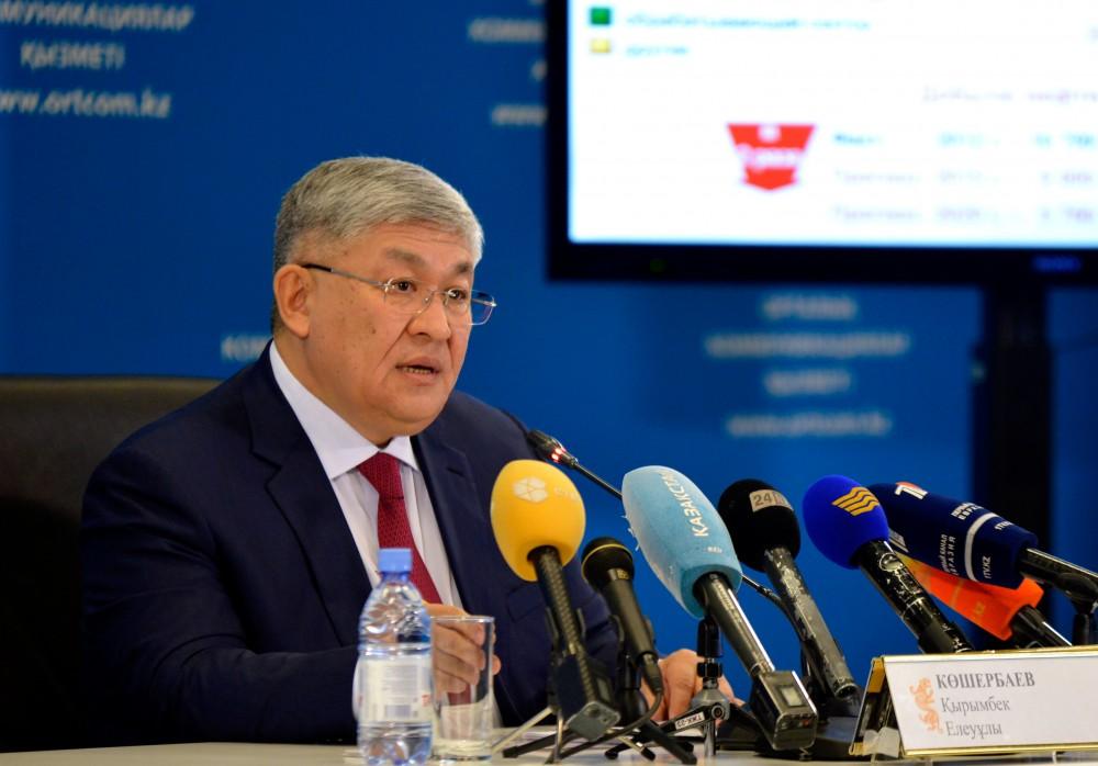 Қырымбек Көшербаев