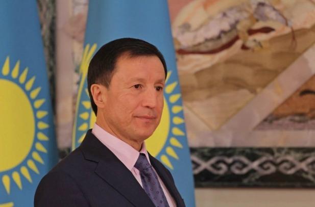 Әділбек Жақсыбеков Астана