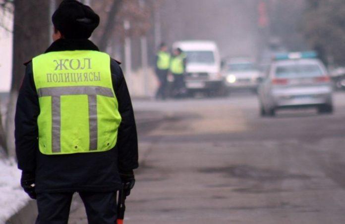 жол-көлік қауіпсіздігі жол полициясы