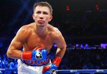 Кәсіпқой боксшы Генадий Головкин