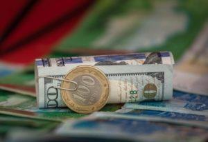 Теңге ақша доллар