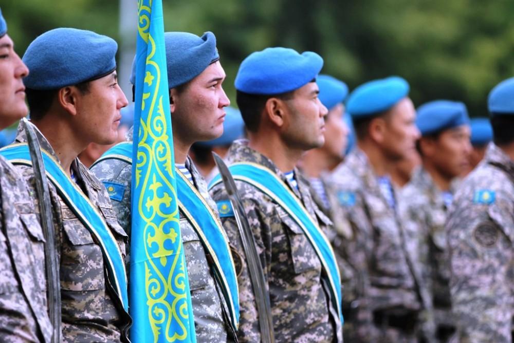 Дала қыраны әскери қызметші