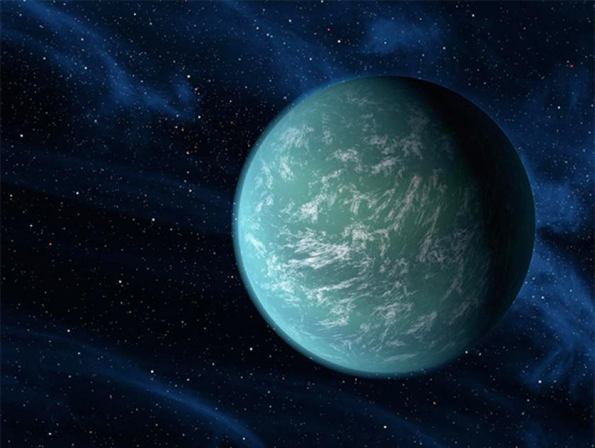 Жерге ұқсас планета