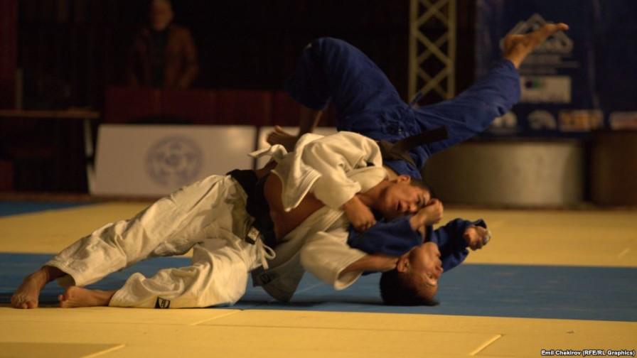 Дзюдо Азия чемпионаты