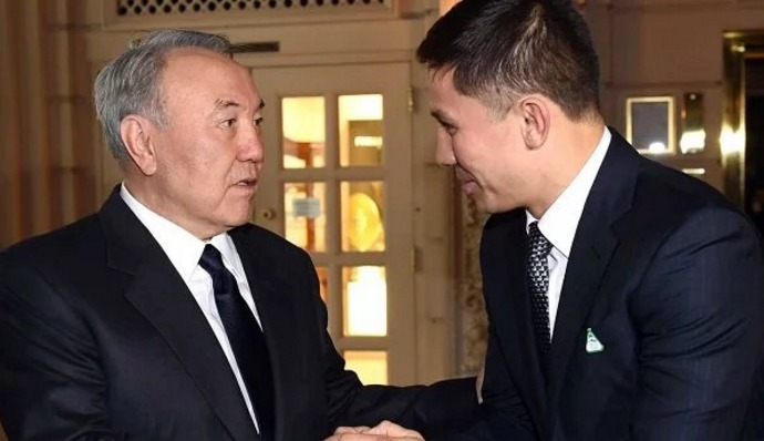 Назарбаев Головкин