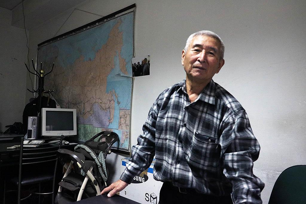 Валерий Кан Алматыдағы бизнес орталық