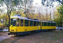 Алматы трамвай