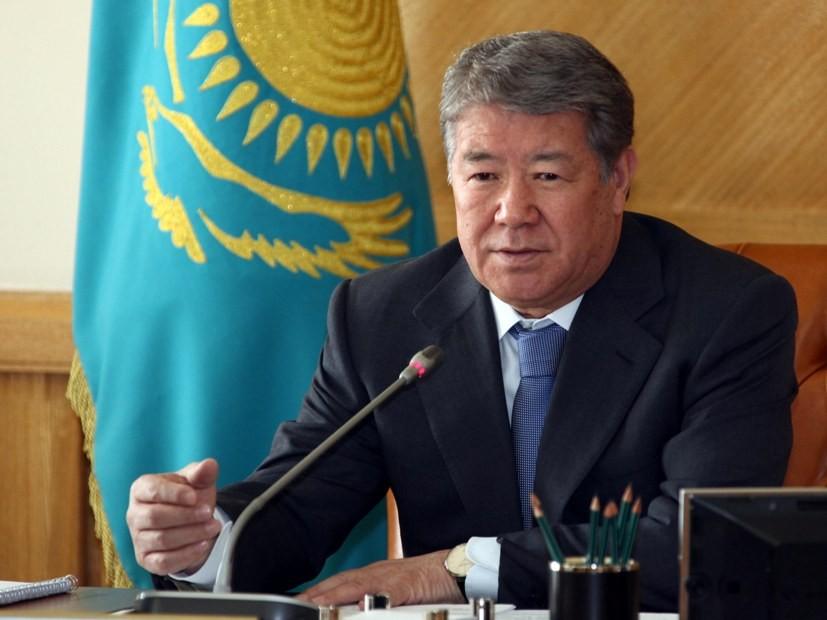 Ахметжан Есімов