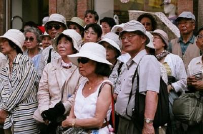 Қытай турист