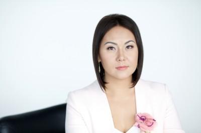 Алмагүл Ахметжанова