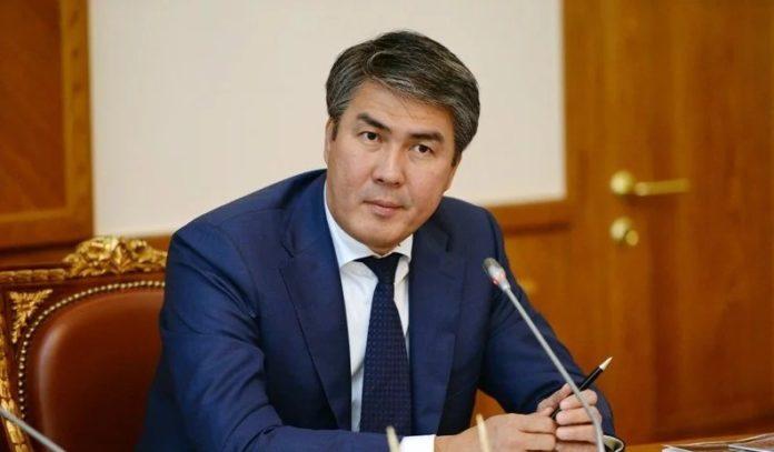 Әсет Исекешев Астана әкімі