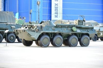 Астанада IV халықаралық «KADEX-2016» көрмесі басталды