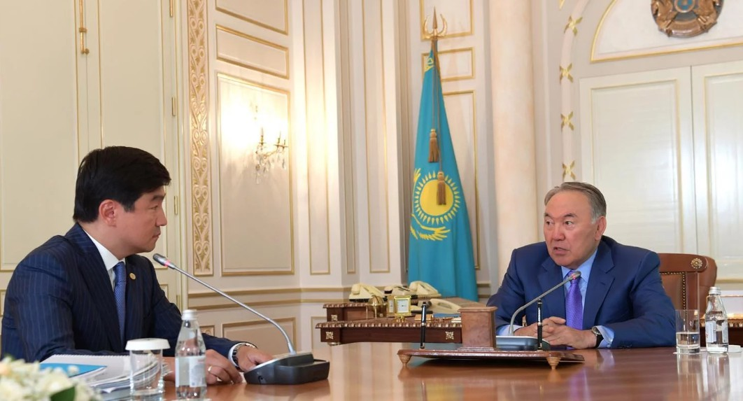 Назарбаев Бауыржан Байбек