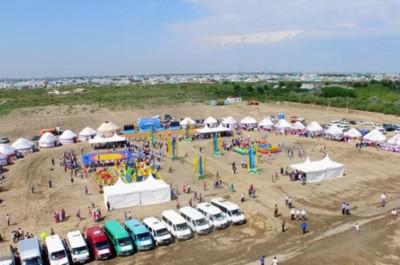 Қызылордада 6600 азаматқа жер берілді