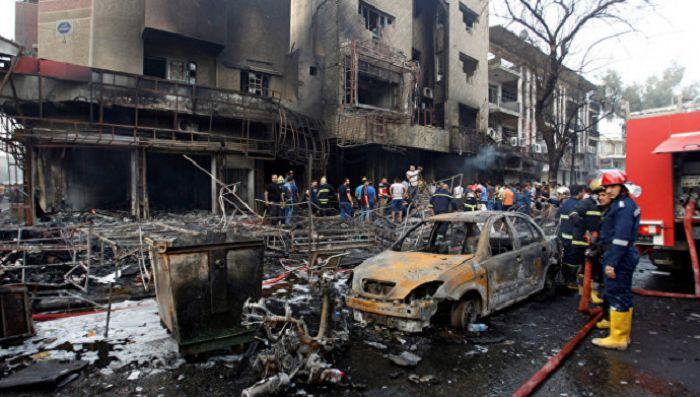 Ирактағы теракт