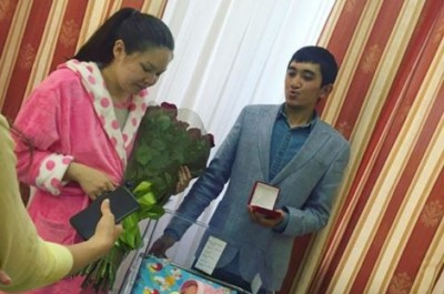Астана қаласы перзентхана