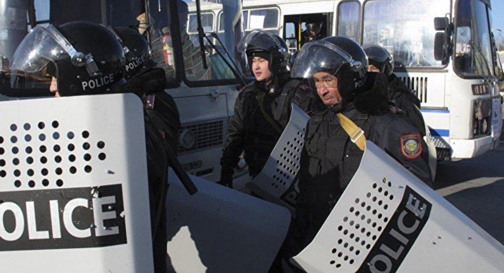 Полиция Оңтүстік Қазақстан