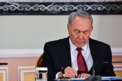 Нұрсұлтан Назарбаев Жедел хат
