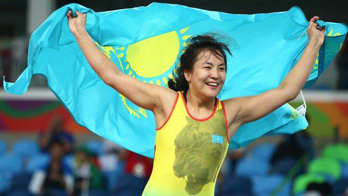 Эльмира Сыздықова