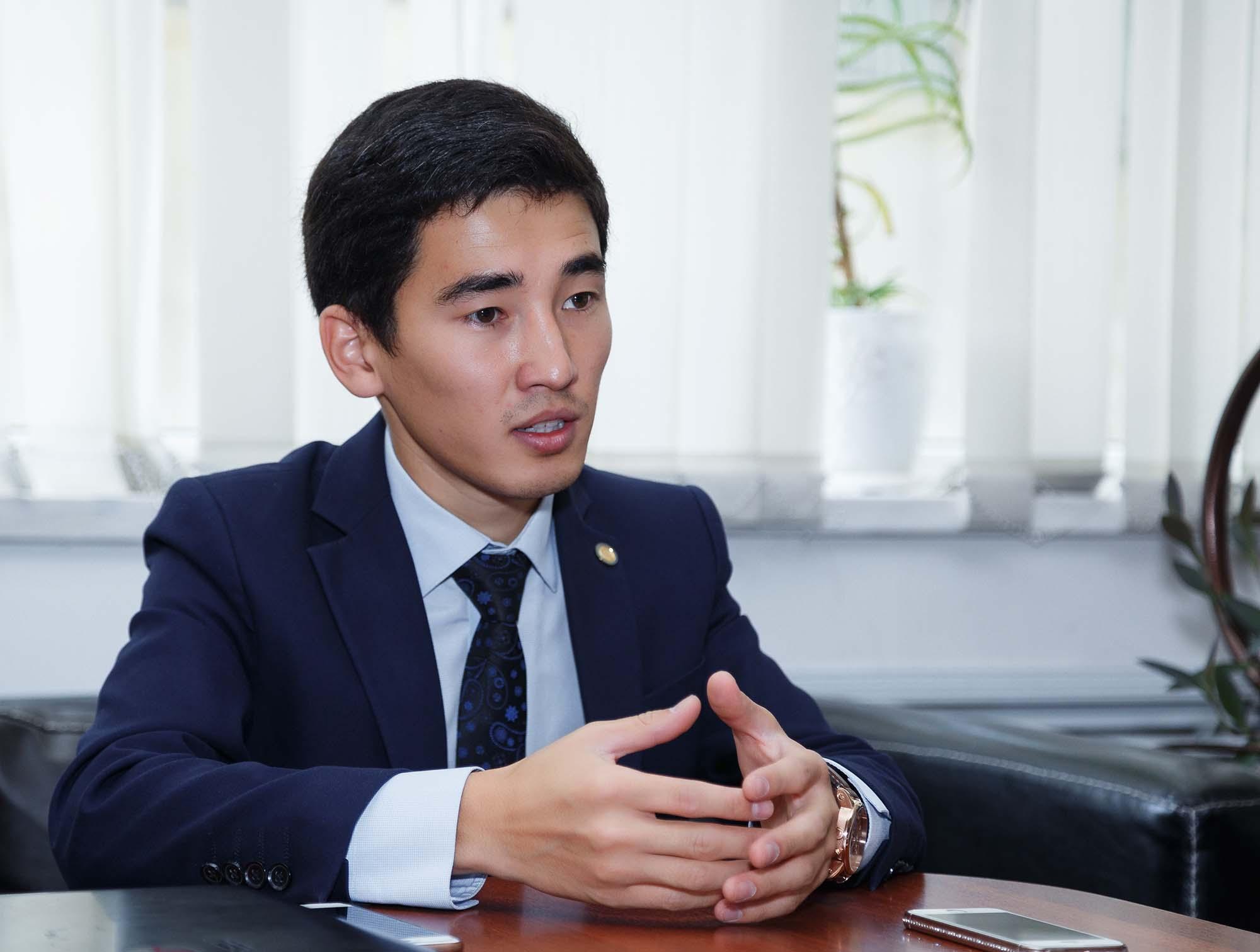 Арман Тосканбаев