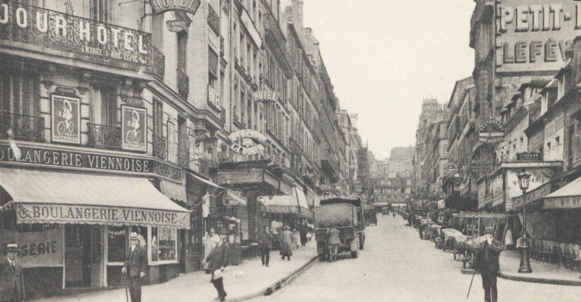 Париж 1925