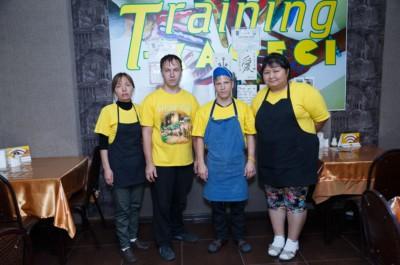 Тренинг кафе Алматы