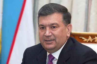 Шавкат Мирзияев