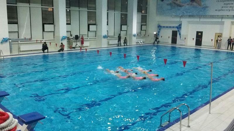 Дмитрий Баландин атындағы бассейн