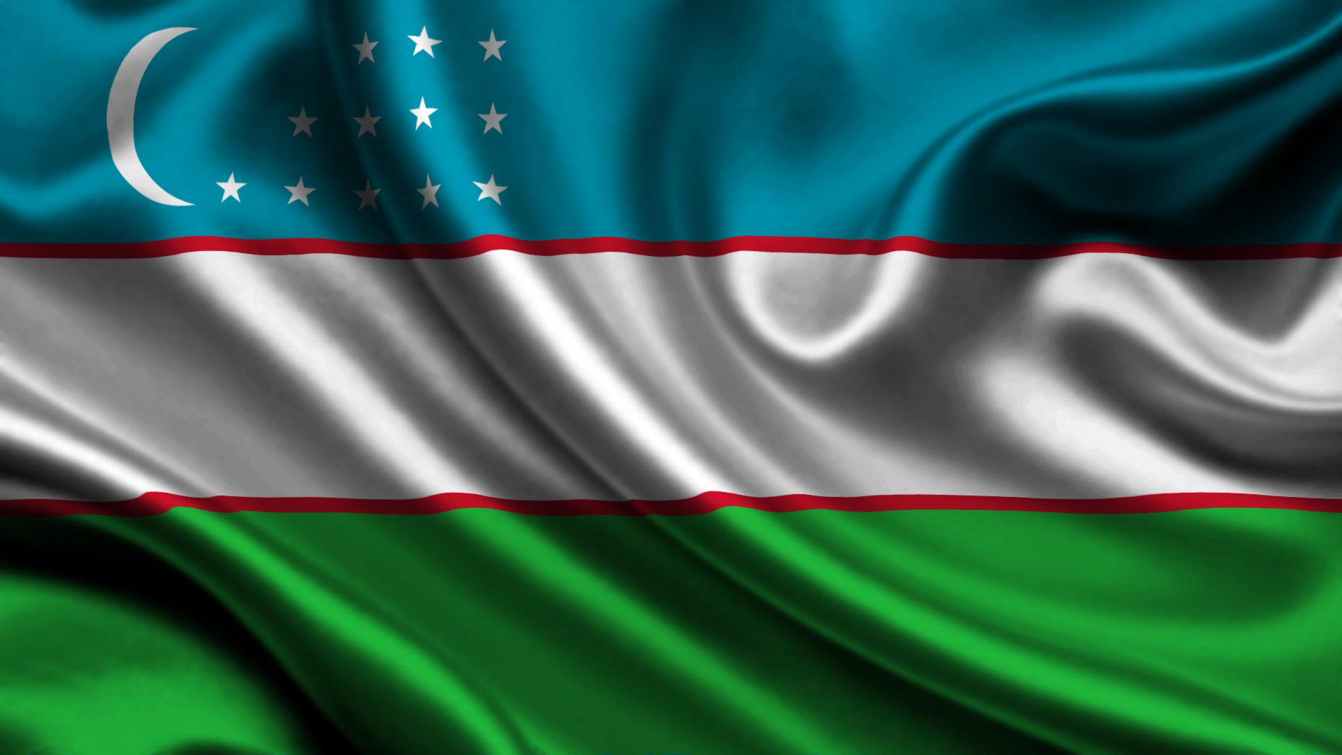 Өзбекстан туы