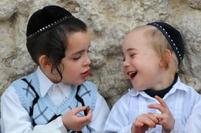 Еврей балалары