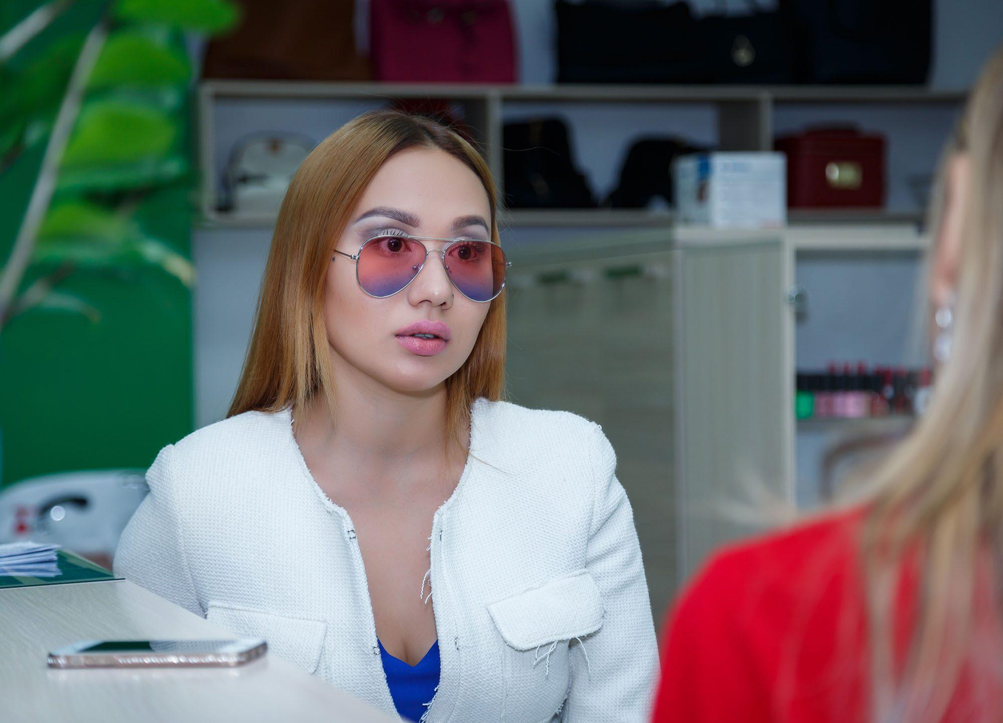 Сандира Белгібаева жас кәсіпкер