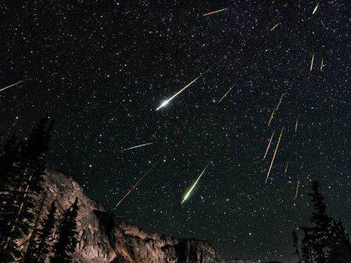 метеорит жауыны