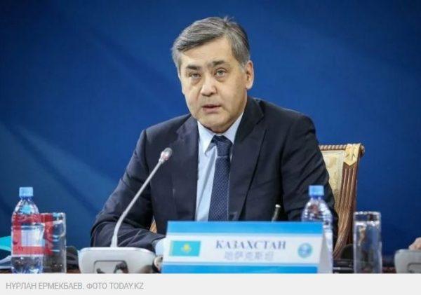 Нұрлан Ермекбаев, Дін істері және азаматтық қоғам министрі