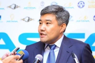 Дархан Кәлетаев Парламент Сенатының депутаты