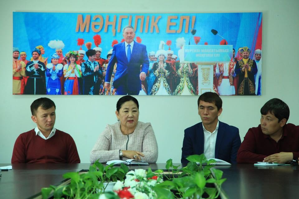 Айтыскер ақындар орталығы Шымкент