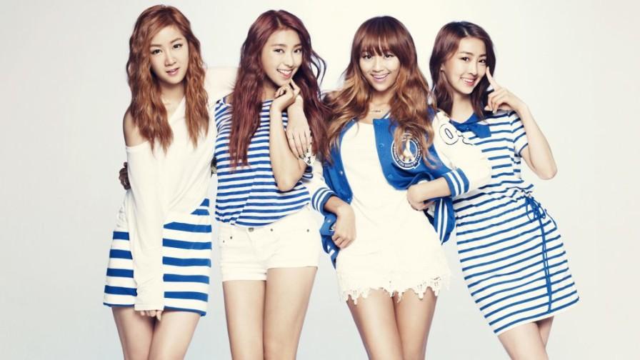 K-pop қыздар