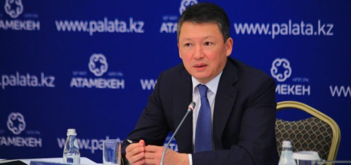 Тимур Құлыбаев