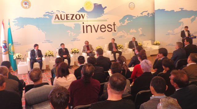 Auezov Invest Forum-2016